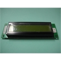DISPLAY LCD 20X2  SEM BACK LIGHT VERDE