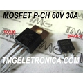 MTP30P06V -Trans MOSFET P-CH 60V 30A 3Pinos TO-220AB