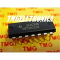 74HC20 - CI NAND Gate 2-Element 4-IN CMOS 14-Pin PDIP