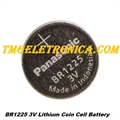 BR1225 - BATERIA Lithium Battery Coin 3V 48mAh High Voltage LITIO batteries