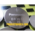BR3032 - BATERIA Lithium Battery Coin 3V 500 mAh High Voltage LITIO batteries, Not Reachable