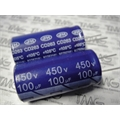 10000UF 25V - CAPACITOR ELETROLITICO RADIAL, Aluminum Electrolytic Capacitors 105°C 22X40Mm