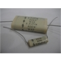 CAPACITOR  POLIESTER 0,22UF 250V