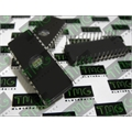 D8742 - Microcontrolador 8-Bit 5V; Clock Frequency: 12MHz 2k EPROM 40 Pinos DIP