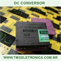 722 - Burr Brown BB 722,DUAL ISOLATED DC/DC CONVERTER,LOW COST PER ISOLATED CHANNEL q SMALL, 10PINOS