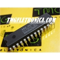 D1701C - CI Phase Locked Loop Frequency Synthesizer FM / AM Digital Tuning System Controller CMOS LSI - DIP 28PINOS
