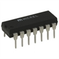 LM2907N - CI FREQUENCY TO VOLTAGE CONVERTER,Frequency:10kHz, Full Scale Range:-, Linearity %:0.3%, Supply  14PINOS DIP