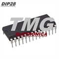 MM74C935N-1 - CI DIGIT DVM MULTIPLEXED,3 1/2 DIGIT DVM WITH MULTIPLEXED 7-SEGMENT OUTPUT DIP 28P