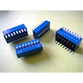 CHAVE DIP SWITCH 8VIAS