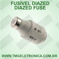 FUSIVEL DIAZED C/ RETARDO - Fuse, Diazed, Slow Blow, 4A, Class gL/gG, 500VAC