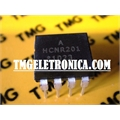 HCNR201 - CI Optocoupler DC-IN 1-CH Linear Photovoltaic DC-OUT 8-Pin PDIP