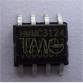 HMMC3124 - CI DC-12GHZ PACKAGED HIGH EFFICIENCY DIVIDE-BY-4 PRESCALER SOIC 8PIN