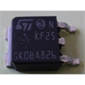 KF25BDT - TRANSISTOR Regulator Pos,Low Dropout (LDO) Regulators 2.5V 0.5A DPAK(TO-252)