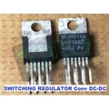 LM2588T - CI Conv DC-DC Single Step Voltage Regulators - Switching Regulators, 7-Pinos TO-220