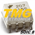 MOCD207R,D207M - CI Optocoupler DC-IN 2-CH Transistor DC-OUT 8-Pin SOIC N Box