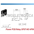 NY24W-K 24VDC - SUBISTITUTO RELAY SPST TAKAMISAWA NY-24W-K Power Relays Power, 5A 24VDC