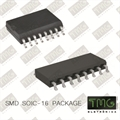 UC2842 - CI Current Mode PWM Controller 1A 16-Pin SOIC SMD