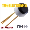 BO13 HH02 - TRANSISTOR PHOTO BJT PNP 80V V(BR)CEO TO-106