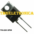 15ETH06 - DIODO,Diode Switching HYPERFAST 600V 15A 2-Pin TO-220