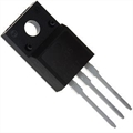 BU1508 - Transistor Silicon NPN Power 1500V 8A TO220F ISOLADO