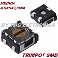 200R - Trimpot SMD TRIMMER 200 OHM 0.25W 1Turn SMD