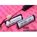 BAT-72500 - 3,6V 150Mah TIPO Welch Allyn 72500 Rechargeable