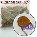 15KPf - Capacitor ceramico 1KV / 1000VOLTS Capacitors Ceramic High Voltage