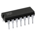 MM74C04N - Inverter IC 6 Channel 14-PDIP