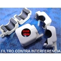 FILTRO ANTI RUIDO ELETRO MAGNETICO,RF interference filter, RF- EMI/RF 35 X 32 X 43, Furo Interno 16MM, BALUN core