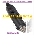 PLUG ACENDEDOR DE CIGARROS COM LED - Car Cigarette Plug