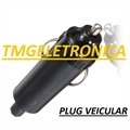 PLUG ACENDEDOR DE CIGARROS SEM LED - Car Cigarette Plug