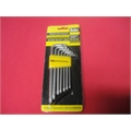CHAVE TORX T10-A-T40/ TIPO