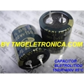 150UF 400V - CAPACITOR ELETROLITICO SNAP-IN, Aluminum Electrolytic Capacitors 85°C