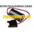 1746-BAS - Bateria Allen Bradley, BATTERY FOR ALLEN BRADLEY 1746-BAS Lithium PLC Computer Backup Battery, MicroLogix 1400,1500 1746BAS