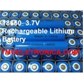 LC18650 - BATERIA 3,7V 4200mAh Li-ion Rechargeable