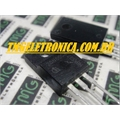 20N60C3 -Transistor MOSFET ISOLADO -55°C ~ 150°C N-CH 650V 20.7A  3Pin TO-220-3 Full Pack