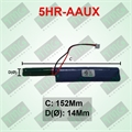 5HR-AAUX - Bateria twicell Replaces Battery rechargeable Ni-MH 6V 1000 mah, TEST & CALIBRATION EQUIPMENT - size 152Mm x 14Mm