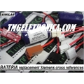 575332TA - Bateria 3V Lithium PLC Controladores Logicos PLC, CPU, Batteries Replacement Similar tipo 575332TA (ORIGEM China)