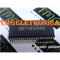 ABT16244A - CI  Buffer/Line Driver 16-CH Non-Inverting 3-ST BiCMOS 48Pin SSOP