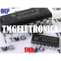 74HC590D  - CI SMD COUNTER REGISTER 8BIT,  SOIC 16PINOS
