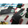 P8253 - CI COMMUNICATIONS CONTROLLER PROGRAMMABLE TIMER Microprocessor & Interfacing  24PIN DIP