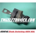 85HF40 - Diode Metalic,DIODE GEN PURP Switching Repetitive Reverse Voltage 400V 85A DO-203AB