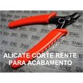 "Mini Alicate - Corte Rente (Flush Cut) de 5"" RED - ACABAMENTOS / TMG-1091"
