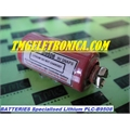 B9508 - BATERIA LITHIUM 3V (LiMnO2) - Type PLC B 9508 TEXAS 2459154-0002 Battery Pack with - Conector de Encaixe