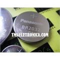 BR2032 - BATERIA Lithium Battery Coin 3V 190mAh High Voltage LITIO batteries, Not Reachable