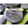 BR2325 - BATERIA Lithium Battery Coin 3V 165mAh High Voltage LITIO batteries, Not Reachable