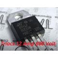 BTA12-800SW - TRANSISTOR TRIAC ALTERNISTOR 12A 800V TO220AB