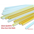REFIL DE COLA QUENTE HOT MELT - MEDIDA 11,5 Mm x 300Mm