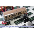 CR8-LHC - BATERIA 3 Volt Lithium,Battery PLC,CNC,ROBOT Primary Controller, Capacity:2600mAh  Backup Battery