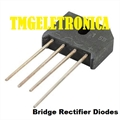 10PH40 - PONTE DE DIODO 10AMP 400V, Bridge Rectifier Diodes SINGLE-PHASE FULL WAVE BRIDGE